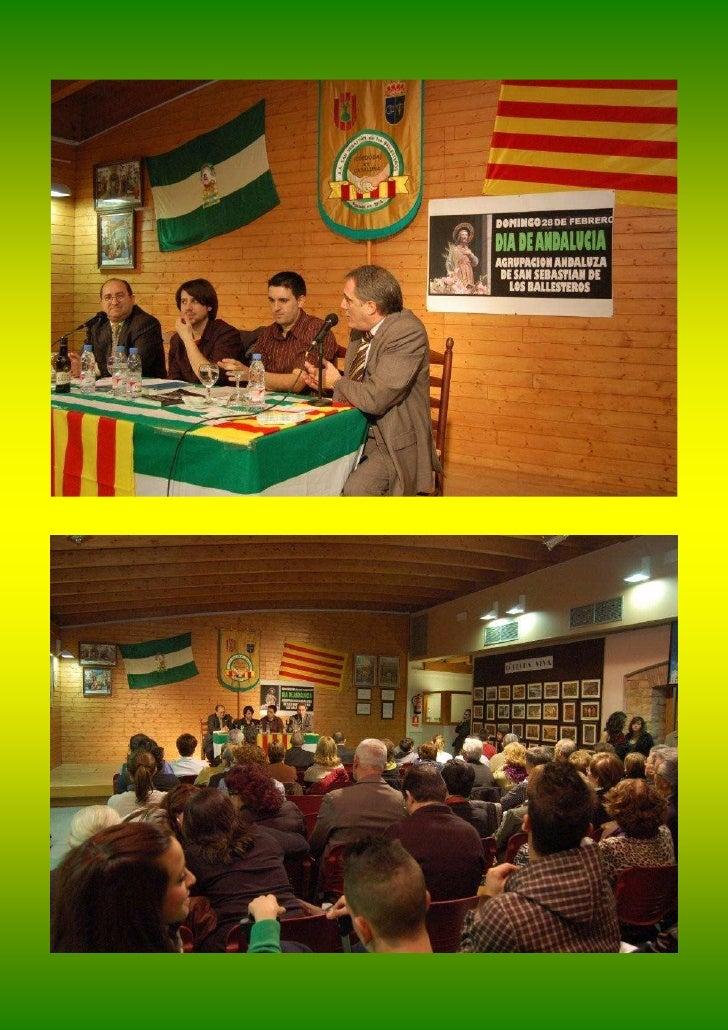CelebracióN Del DíA De AndalucíA En Sabadell Doc Slide 2