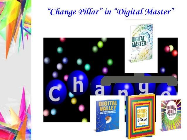 """Change Pillar"" in ""Digital Master"""