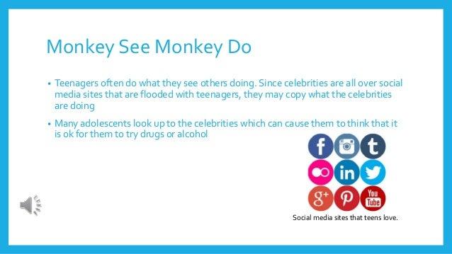 Negative role models celebrity images