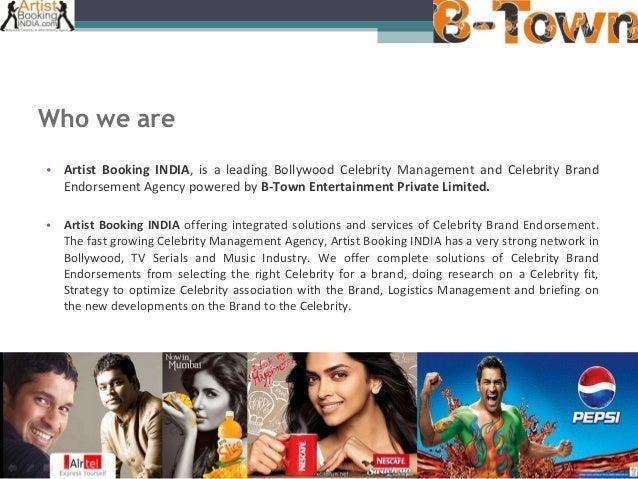 Celebrity Management Agencies in Delhi - Grotal.com