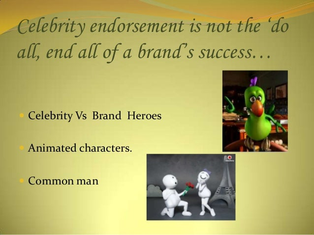when celebrity endorsement succeeds 1 the impact of celebrity endorsement advertising on consumers' purchase decision and brand awareness in china market name university affiliations date of submission 2 i.