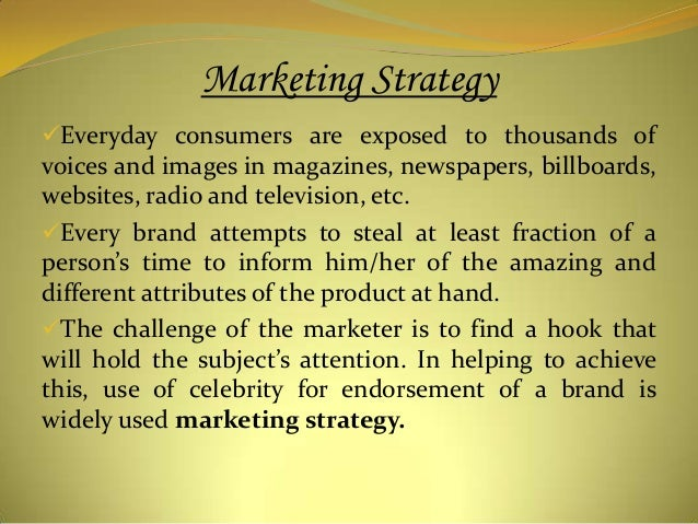 Impact of celebrity endorsement in advertising on brand ...