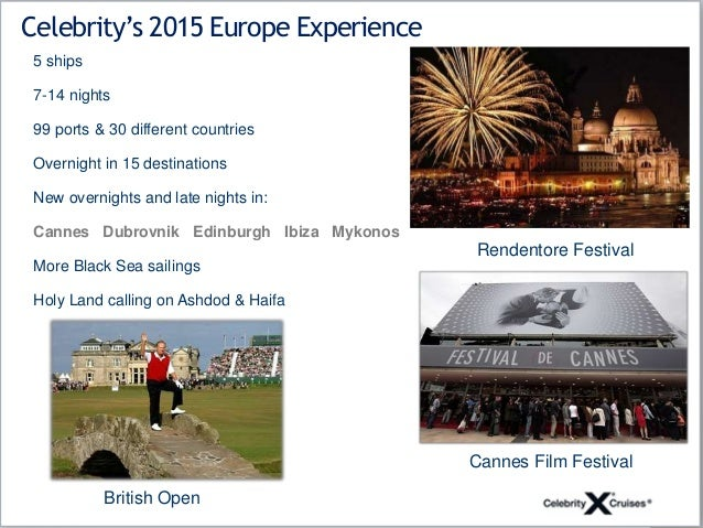 Celebrity Cruises - YouTube