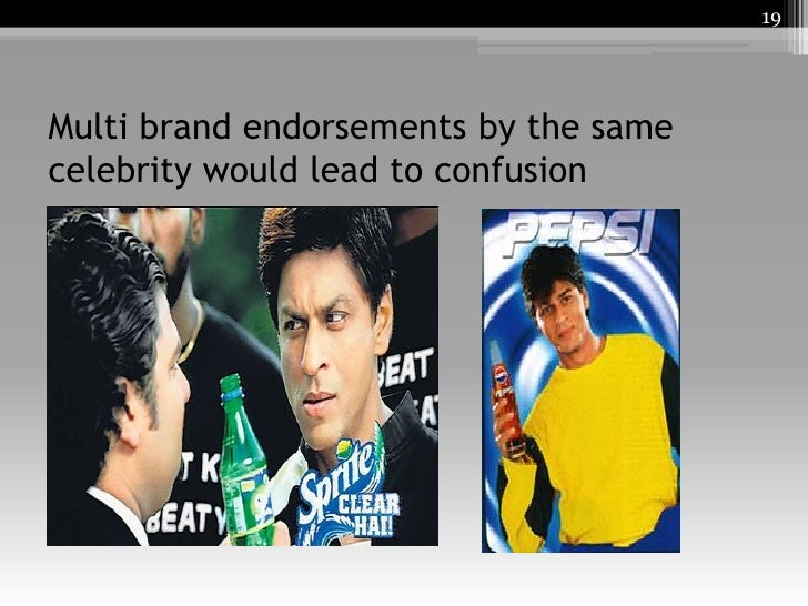 How Brands Should Use Celebrities For Endorsements