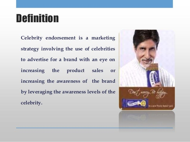 Are the Most Valuable Celebrity Brand Endorsements the ...