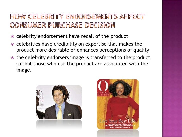 Celebrity Endorsement: Developing A Brand Image in Housing ...