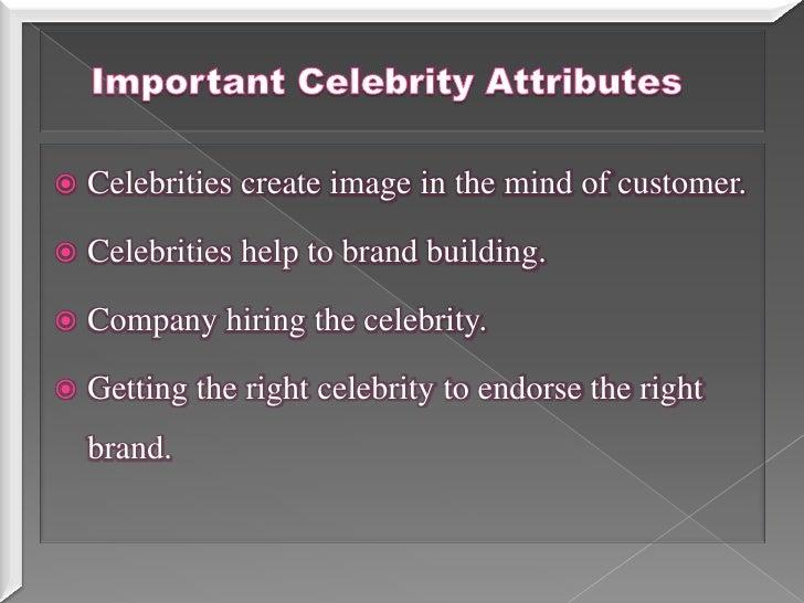 Celebrity endorsement - definition of Celebrity ...