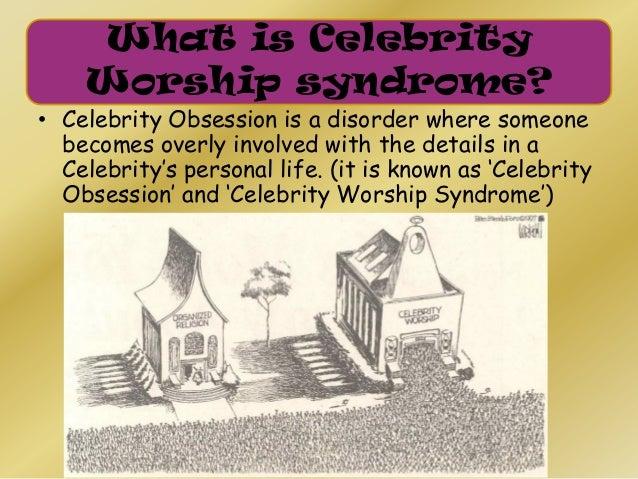 Obsessive celebrity disorder
