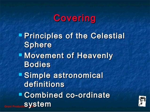 Celestial sphere lrg Slide 2