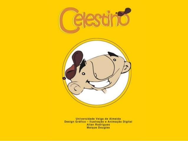 Quadrinho Celestino 01