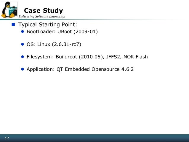 ELC-E 2010: The Right Approach to Minimal Boot Times