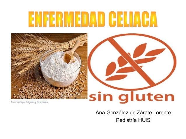 Ana González de Zárate Lorente Pediatría HUIS