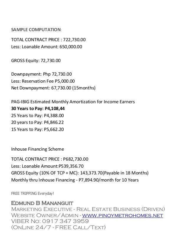 Celina Plains Subdivision Sta Rosa Laguna Rent To Own House And Lot For  Sale At Murang Pabahay Thru Pag IBIG Financing
