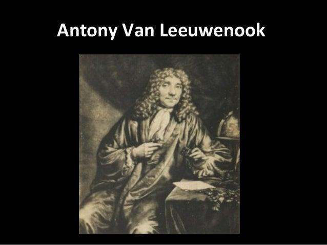 Antony Van Leeuwenook