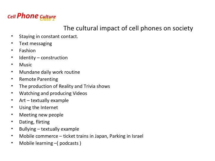 Japanese Mobile Phone Culture: Learning the Ins and Outs