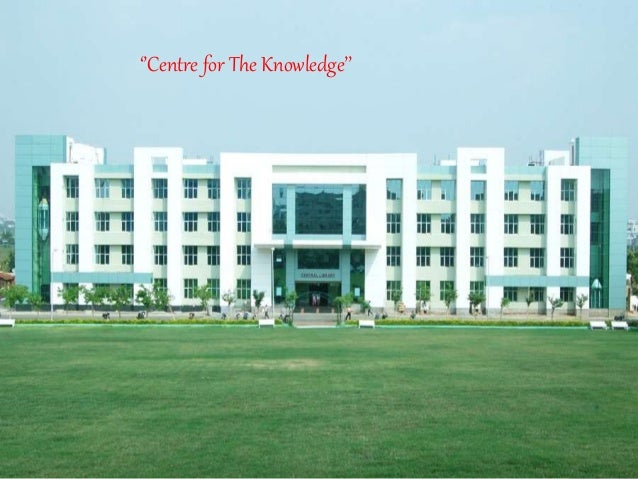 ''Centre for The Knowledge''