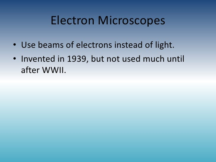 an analysis of the topic of the electron microscope invention and history Three dimensional electron microscopy  in transmission electron microscopy image analysis,  phptitle=three_dimensional_electron_microscopy/fourier_transforms.
