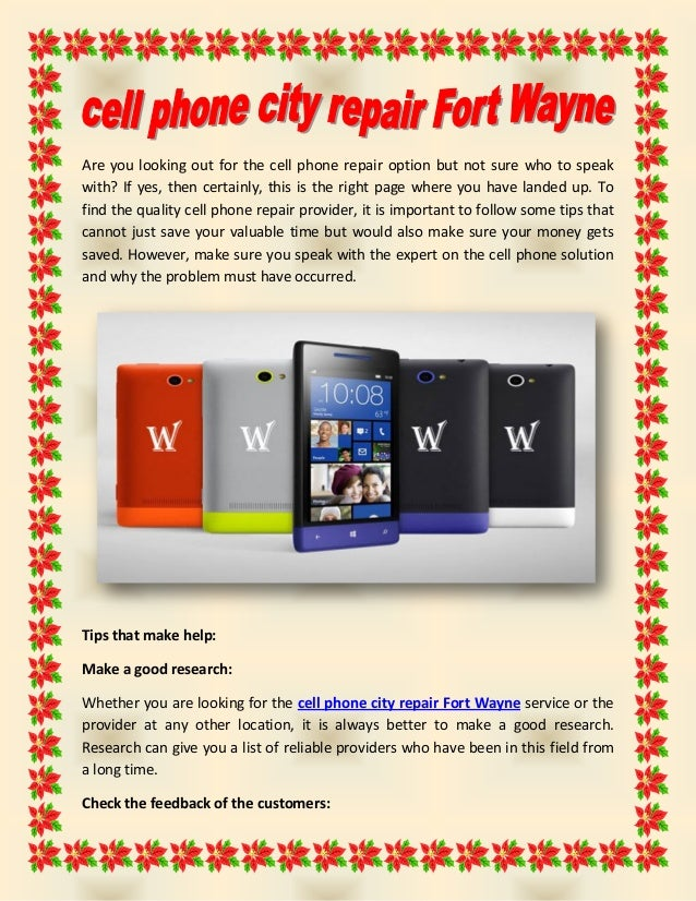 Are you looking out for the cell phone repair option but not sure who to speak with? If yes, then certainly, this is the r...
