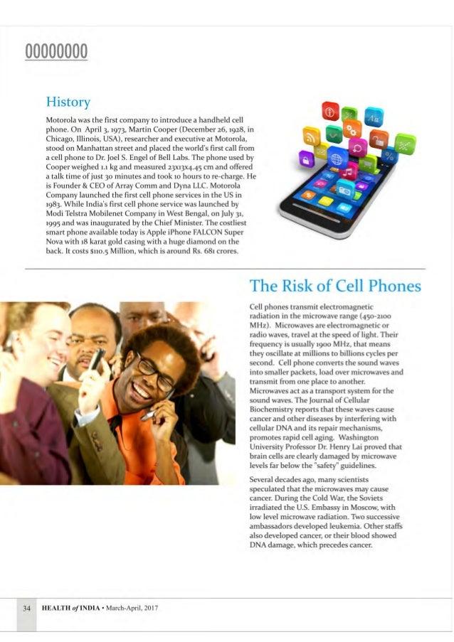 Cell phone - a friend or foe Slide 3