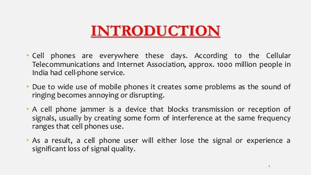 Block mobile phones - mobile blocker Owen Sound