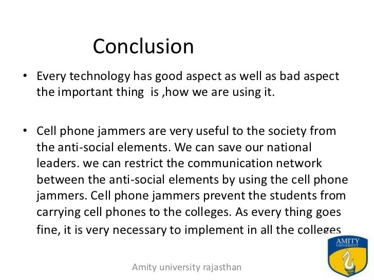 cell phone use in our society Mobile phones and their effect on society the effects in the future and diseases it might cause in our the amount of use of mobile phones in modern society.