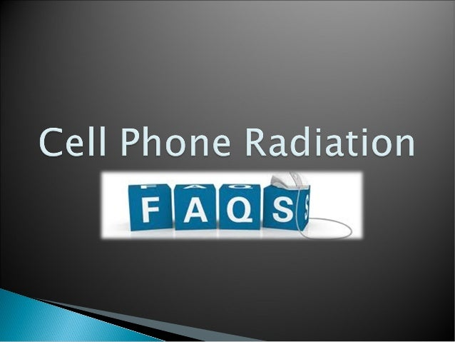 The radiation emitted from your phone is mainly caused by how much energythe phone needs to use to pick up a signal. So, b...