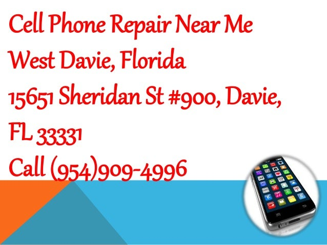 iphone repair shops near me cell phone repair west davie 8103