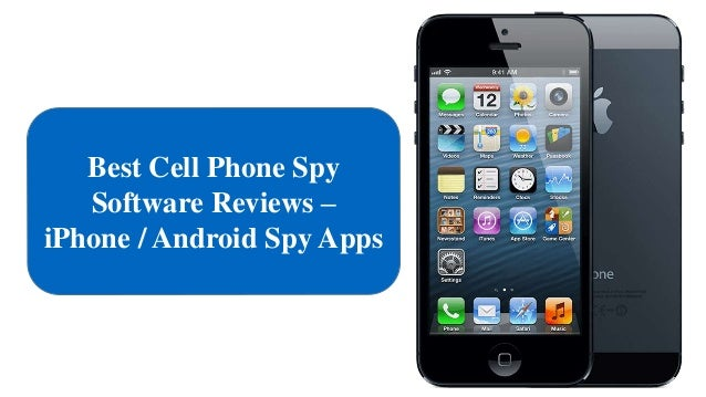5 Best Cell Phone Spy Software Reviews