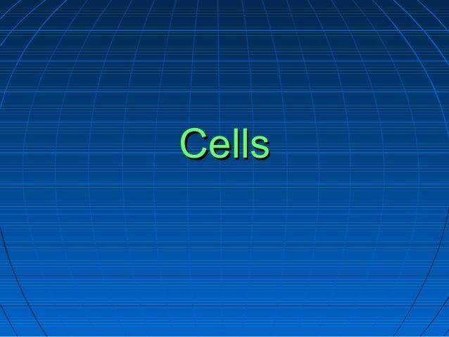 CellsCells