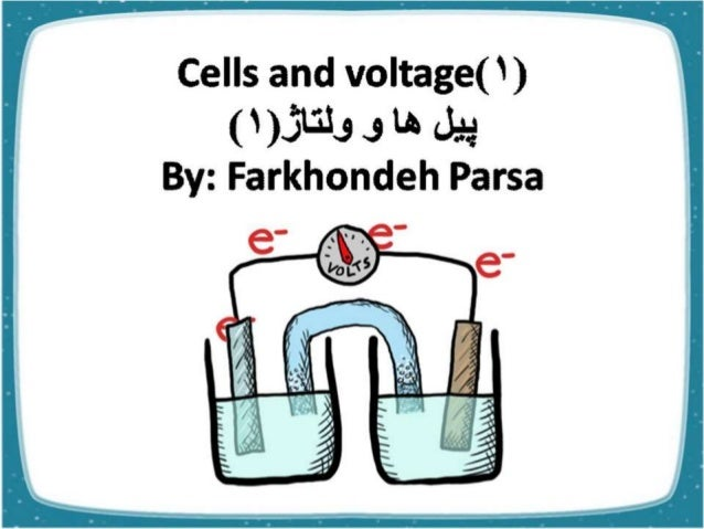 Cells and voltage -1