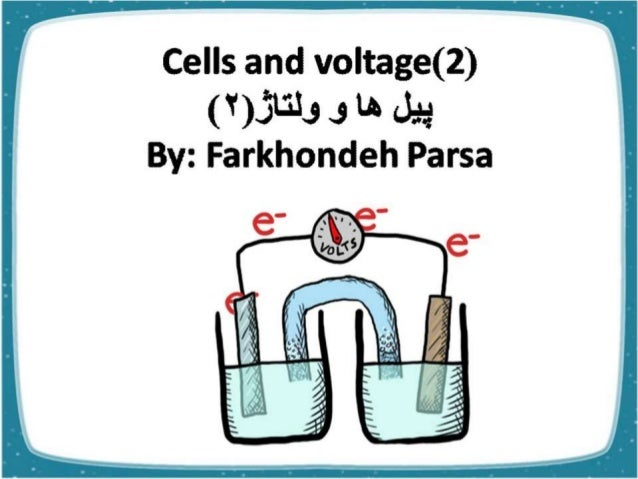 Cells and voltage- 2