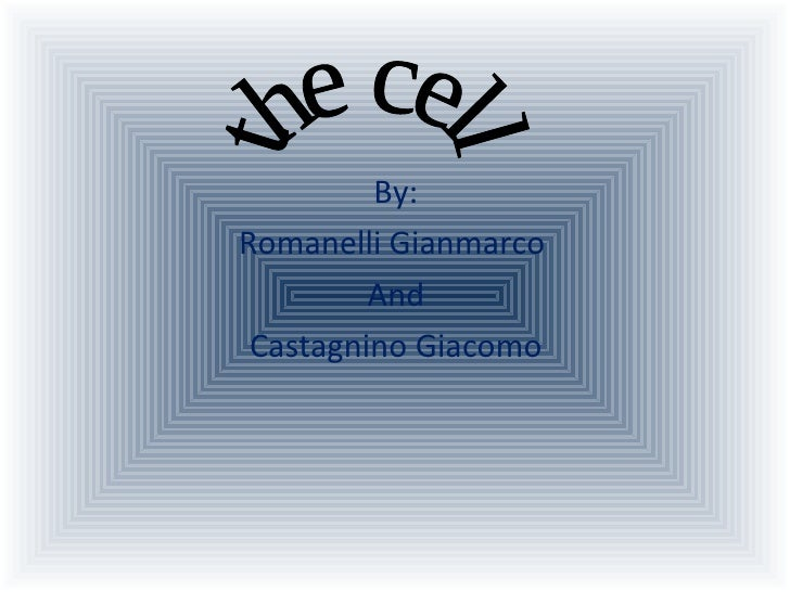 <ul><li>By: </li></ul><ul><li>Romanelli Gianmarco  </li></ul><ul><li>And </li></ul><ul><li>Castagnino Giacomo </li></ul>th...