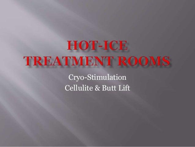 Cryo-Stimulation  Cellulite & Butt Lift
