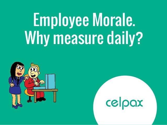 Employee Morale. Why measure daily?