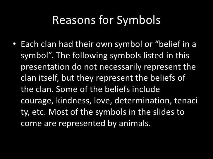 Celtic Clan Symbols