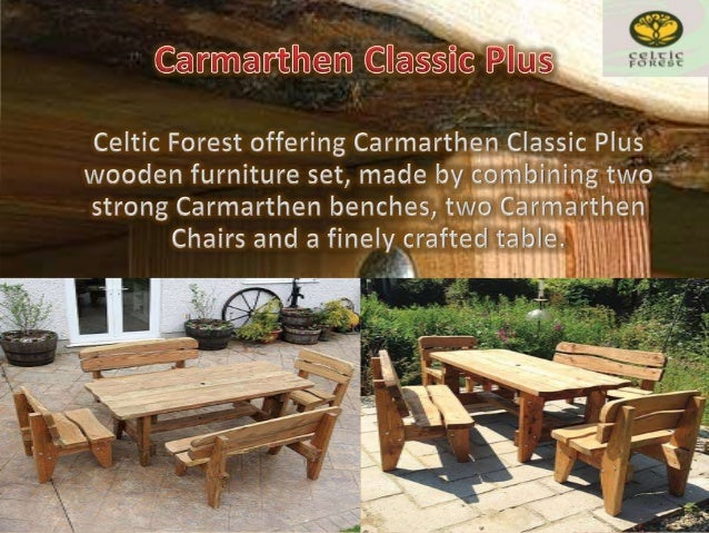 Garden Furniture Handmade handmade wood garden furniture