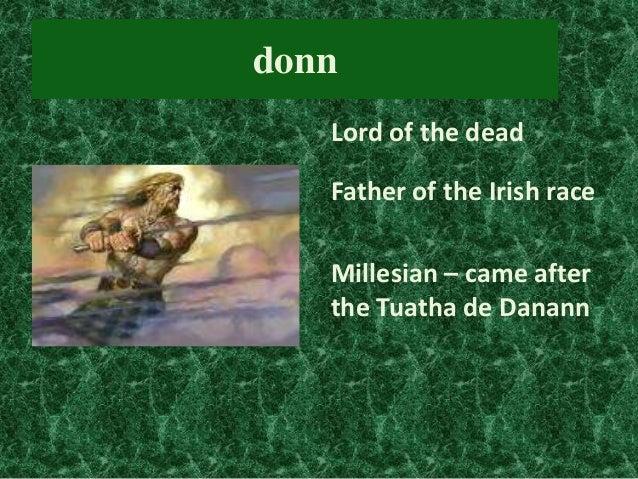 Donn Celtic God