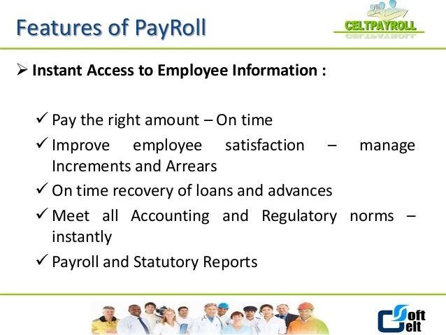 loan to meet payroll