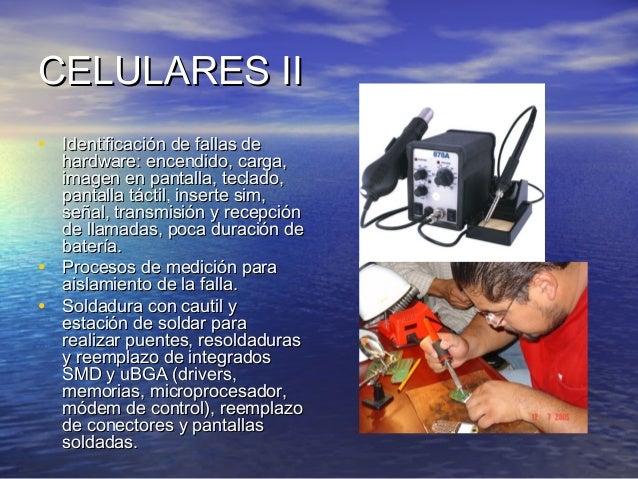 Celulares Slide 3