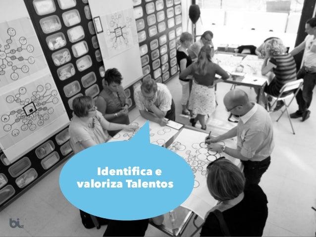 Identifica e valoriza Talentos