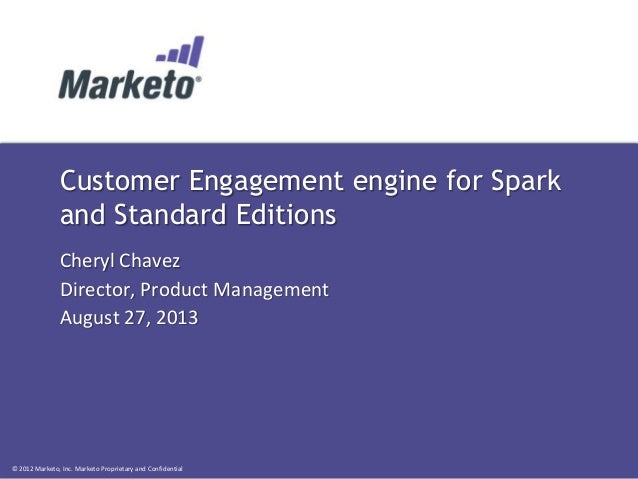 Customer Engagement engine for Spark and Standard Editions