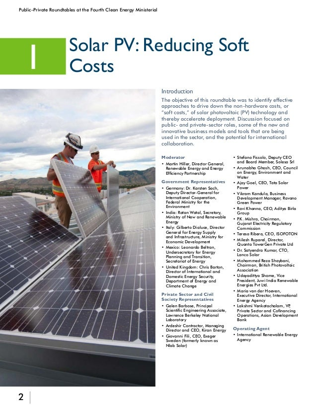Solar PV Hard Costs versus Soft Costs Hard costs (i.e., hardware costs) include modules, mounting hardware, wiring, invert...