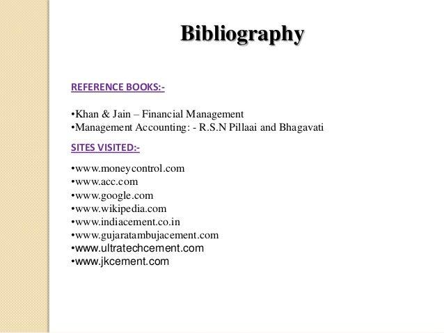 Risk management of ambuja cement economics essay