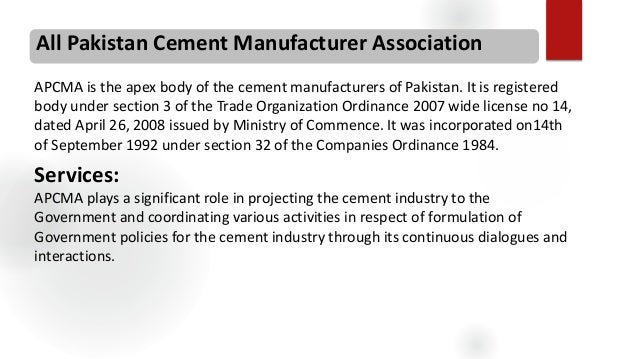 Today cement price in pakistan 2019