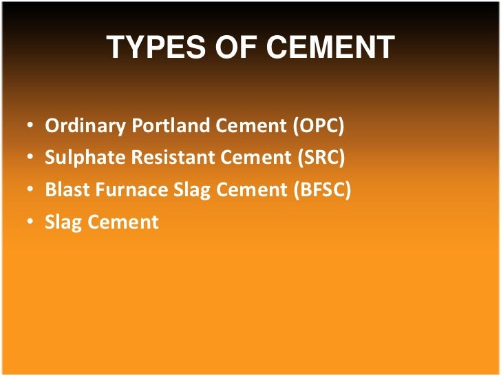 Portland Blast Furnace Cement : Cement industry of pakistan