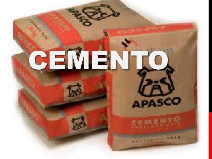 Cemento y materiales de construccion - Materiales de construcion ...