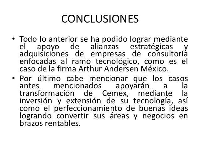 recomendaciones caso cemex Hasta el momento, solo cemex y moctezuma han respondido a expansión sobre  los cuestionamientos por el alza de precios en ambos casos.