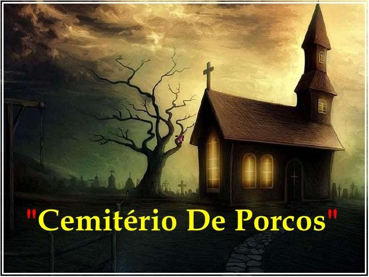 Cemiterio de porcos