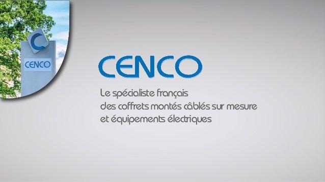 Le spécialiste français des coffrets montés câblés sur mesure et équipements électriques