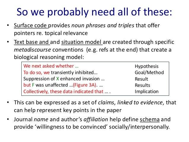 generalization in essay writing questions